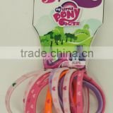 12PCS HAIR ACCESSORY fashion lovely My Little Pony Headband