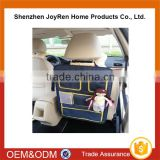 Travel back seat tray car organizer manufacturer