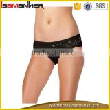 Ladies sexy knickers 100% cotton hipster mature women sexy panties                                                                                                         Supplier's Choice