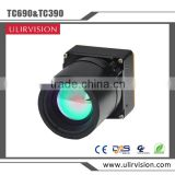 laser alignment thermal imaging core