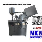 MICmachinery MIC-R60 conform Europe standard ce approved epoxy filler for aluminum metal tube