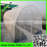 high quality china factory produced 100% vigrin HDPE insect mesh netting protection vegetable anti pest