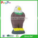Partypro Hottest Soft Toys Zhejiang Factory Promotional Custom Logo Night Owl Shaped Stress Toy