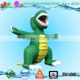 new inflatable crocodile golf equipment, inflatable sport game for golf
