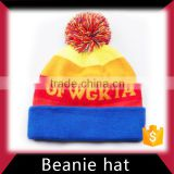 CC knitted beanie hat manufacturer
