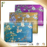 Hot selling style PU soft plastic card holder,full printing soft plastic card holder