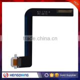 Mobile phone spare parts charging flex cable for ipad 5, hot selling charger port flex for ipad 5                                                                                                         Supplier's Choice
