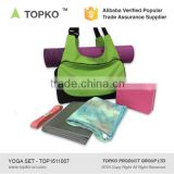 TOPKO Yoga Starter Kit Set - Include Exercise Yoga Mat, Yoga Blocks, Yoga Strap & Yoga Towel