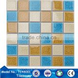 cheap ceramic mosaic sheet wall and floor tiles for house decor                                                                         Quality Choice