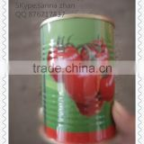Food price list canned organic tomato paste