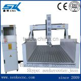 Cheap Price 3D CNC Router 4 axis cnc milling machine for EPS foam,styrofoam,PU foam,polystyrene