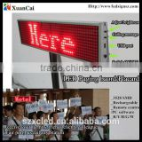 INQUIRY ABOUT P5-12x56 Air port, Bus/railway station, Concert use Handheld LED Paging board/Placard display