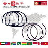 deisel engine spare parts power tiller S195 piston ring for diesel engine' agriculture use