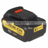 battery For DeWALT DCB205-2 20V MAX Premium XR 5.0Ah Lithium Ion Power Tool Battery