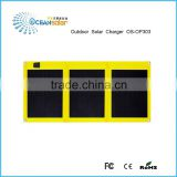 china factory direct sell 20W 30W 40W 50W 60W 12V folding foldable solar cell solar panel