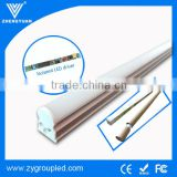 Shenzhen Factory High Efficiency T5 LED Tube Lighting 1.2m with Isolation Driver Power Supply With CE RoHS FCC