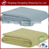 100% polyester microfiber quilted fabric for bedding