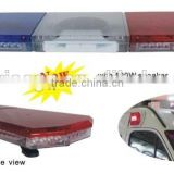 1.2M LED Longer Size warning light bar, Auto Large Size LED light bar,LED emergency light bar(SR-LWL-140S)1W LED with 100W Siren