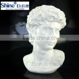 Greek Statue of David resin Modern home decoration Bust of David for Sale