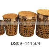 laundry basket/wicker laundry basket