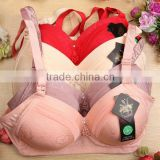 2015 High Quality Deep V-grade Push Up Sexy Dark Pattern Bra for Women Adjustable Full C Cup 36 38 40 42 Bra Free Shipping