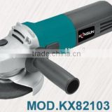 900w professional variable speed angle grinder with good quality (KX82103)