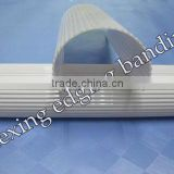 Flexible Different Shaped Plastic Solid Color Edging Trim