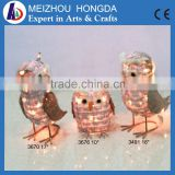 Linen Animal led 3D motif light