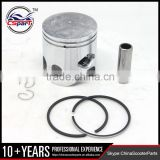 Performance 48MM 12MM Piston Ring Kit for JOG 50 50CC 72CC JOG MINARELLI 1P40QMB ATV Go Kart Buggy