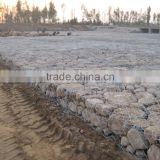 Hot sale The hot dipped galvanized Gabion Boxes use for preventing the rock breaking