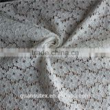 latest design indian jacquard lace fabric,french corded tulle lace fabric for nigerian white wedding dress