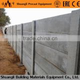 Concrete fence wall production machine Prestressed concrete fence wall machine,concrete fence wall molds