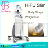 Hips Shaping Manufacturers Hifu Therapy Ultrasound Beauty Machine For Cellulite Pigment Removal