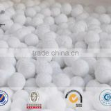 Aluminum oxide 99.2% min Sintered White Tabular Alumina for Ceramic and Refractory Materials