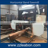 Woodwoking Machinery Wood Sawing Blade Bandsaw Sawmill / Portable Bandsaw Sawmill