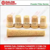 Brass sintered filter