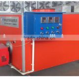 Customized HVAC system growing greenhouse use portable coal oil gas electic fuel air heater
