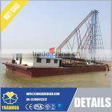 deeper water river sand mining Drilling suction dredger YHDSD200