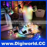 25 LEDs Copper Wire Bulbs G40 String Lights Outdoor Decorative Lights