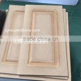PVC coated wood door