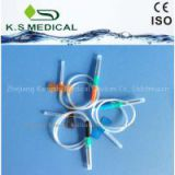 Butterfly needle vacuum blood test needle (18G, 20G, 21G, 22G, 23G)