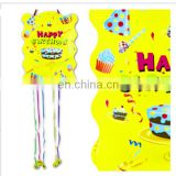 birthday party top paper new style pinata