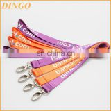Cheap Customized Advertising Polyester Lanyard For Promotion