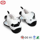 Airplane shap new type plush stuffed soft warm slippers