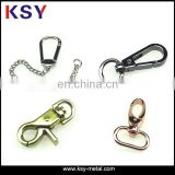 Various large Custom dog leash metal clips