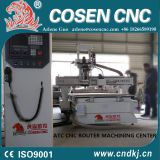 ATC wood carving CNC Router 1325 for wood door, window ,planet