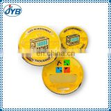 round plastic badge button badge components badge parts
