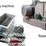 Life-long service cassava crushing machine