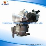 Turbocharger for Toyota 1vd-Ftv Vb23 Rhv4 17208-51010 17201-51020 Twin Turbo