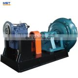 Sand suction pump machine price with motor